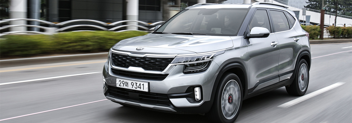 Research the 2020 Kia Seltos near Novi MI