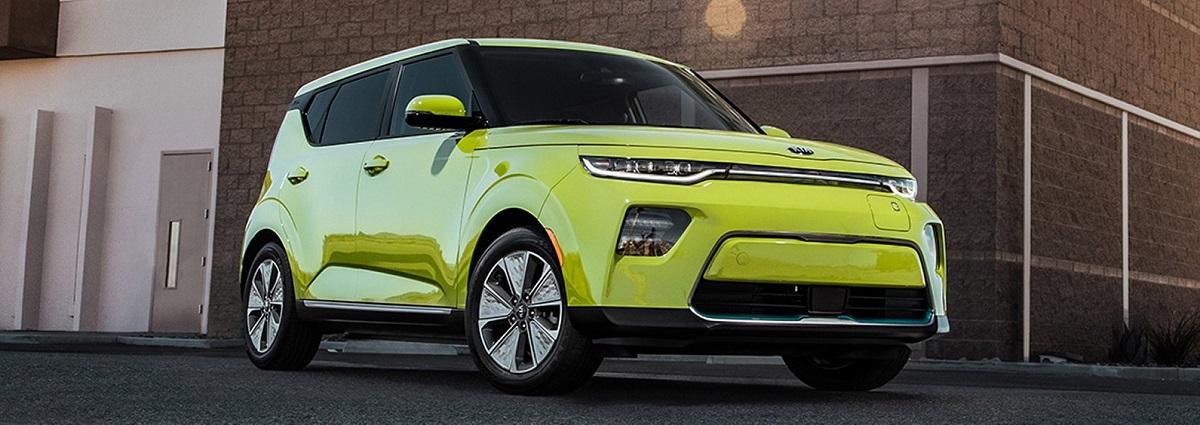 Detroit Review - 2020 Kia Soul EV