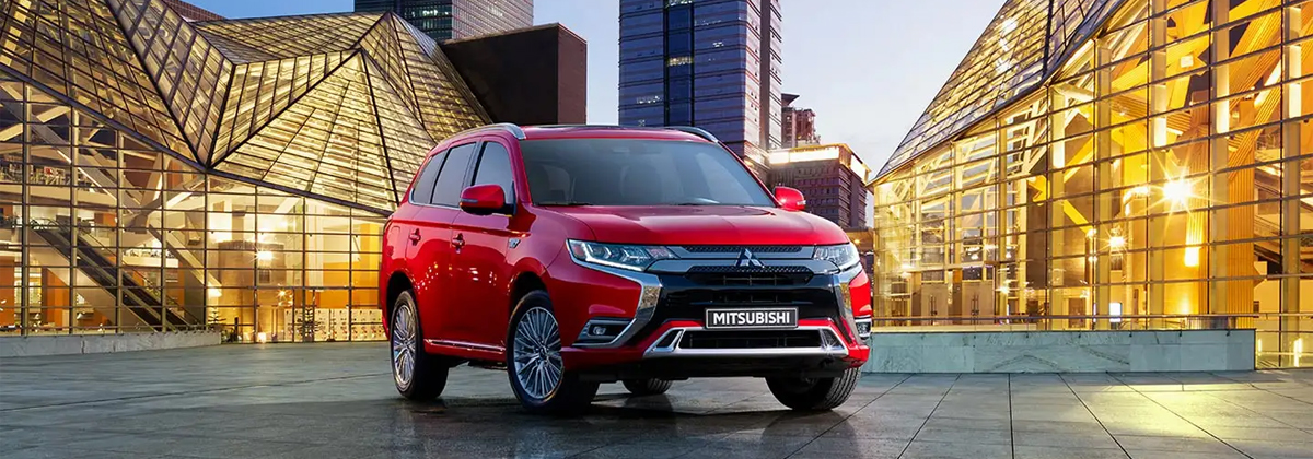 Whats New 2020 Mitsubishi Outlander PHEV - Denver Area