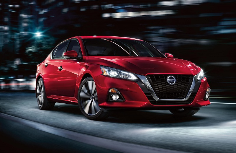 Tustin California - 2020 Nissan Altima's Overview