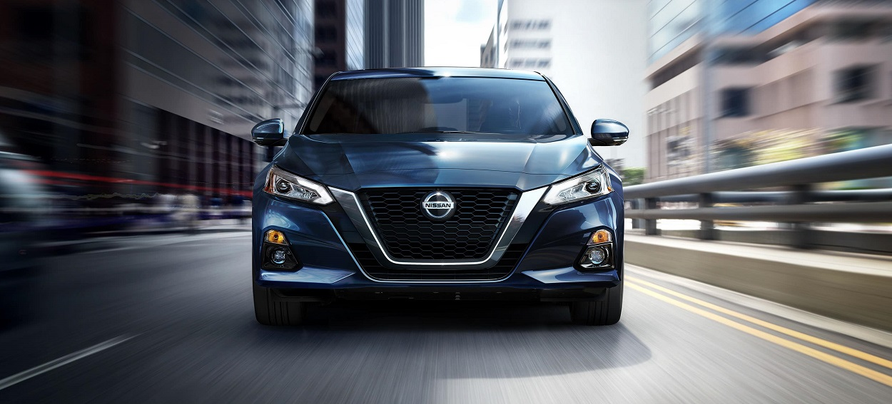 Research trim levels on a 2020 Nissan Altima near Orange CA