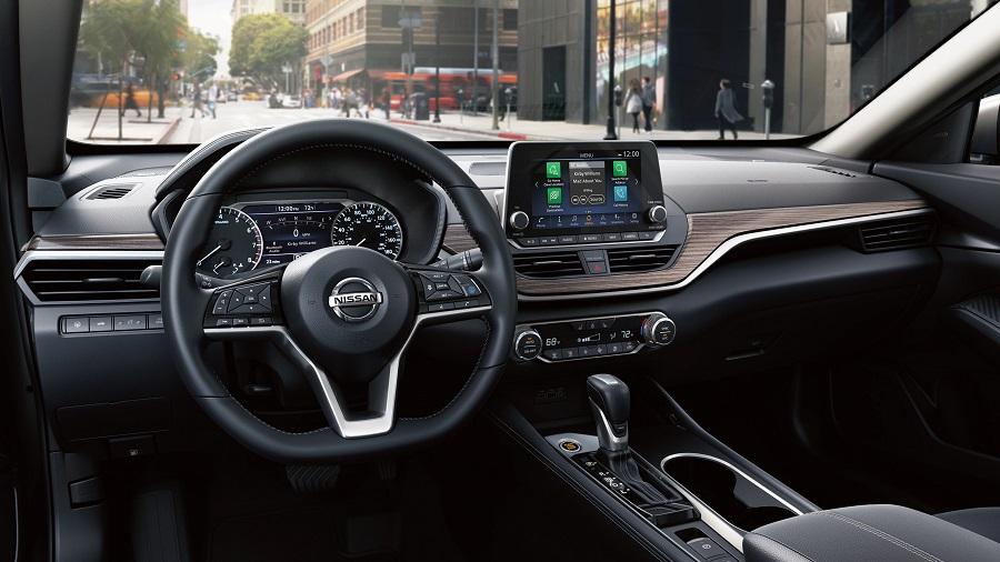 San Antonio TX - 2020 Nissan Altima's Interior