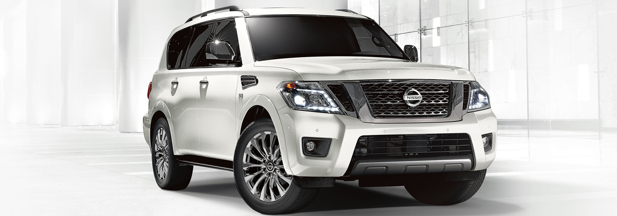 Research 2020 Nissan Armada in San Antonio TX