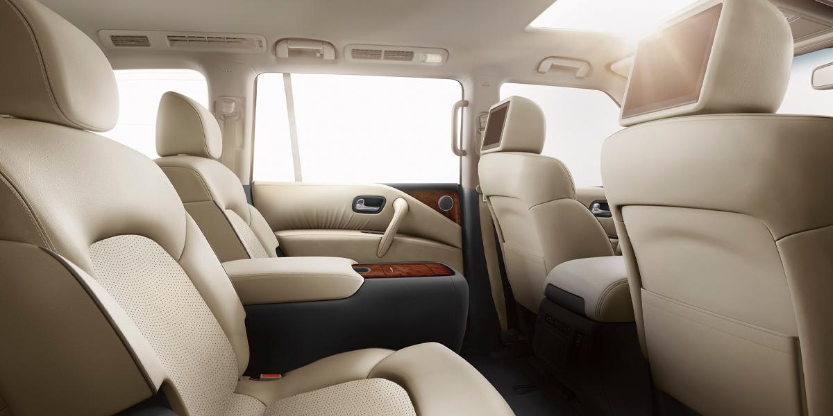 San Antonio TX - 2020 Nissan Armada's Interior