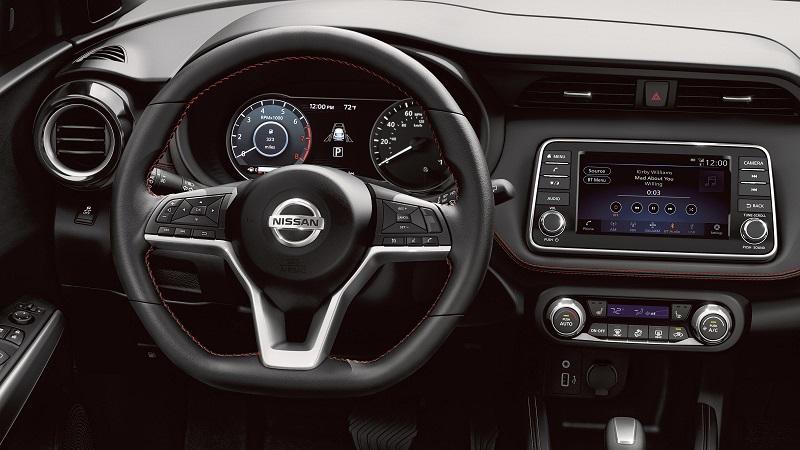 Tampa Bay FL - 2020 Nissan Kicks's Interior