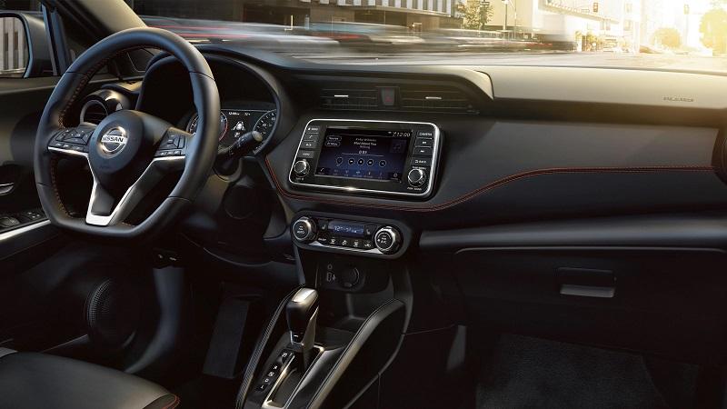 Tustin CA - 2020 Nissan Kicks's Interior