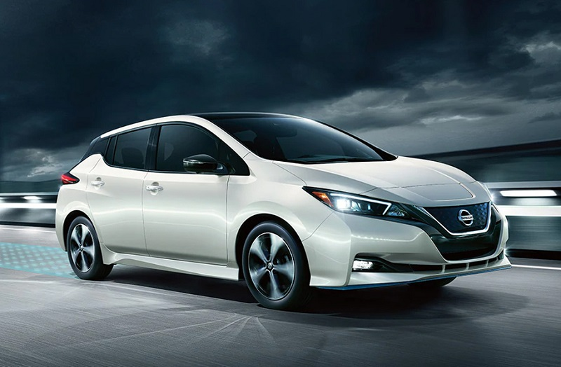 2020 Nissan LEAF Lease and Specials near Orange CA ...