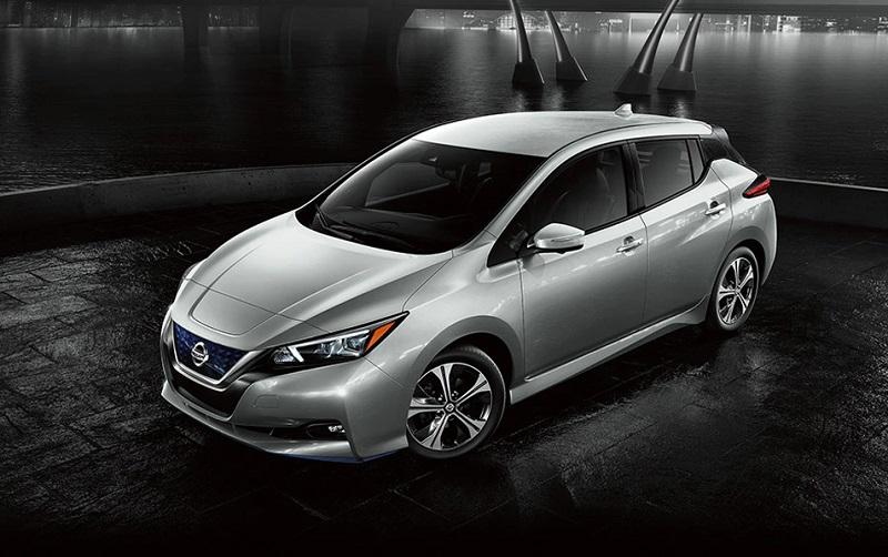 San Antonio TX - 2020 Nissan LEAF's Exterior