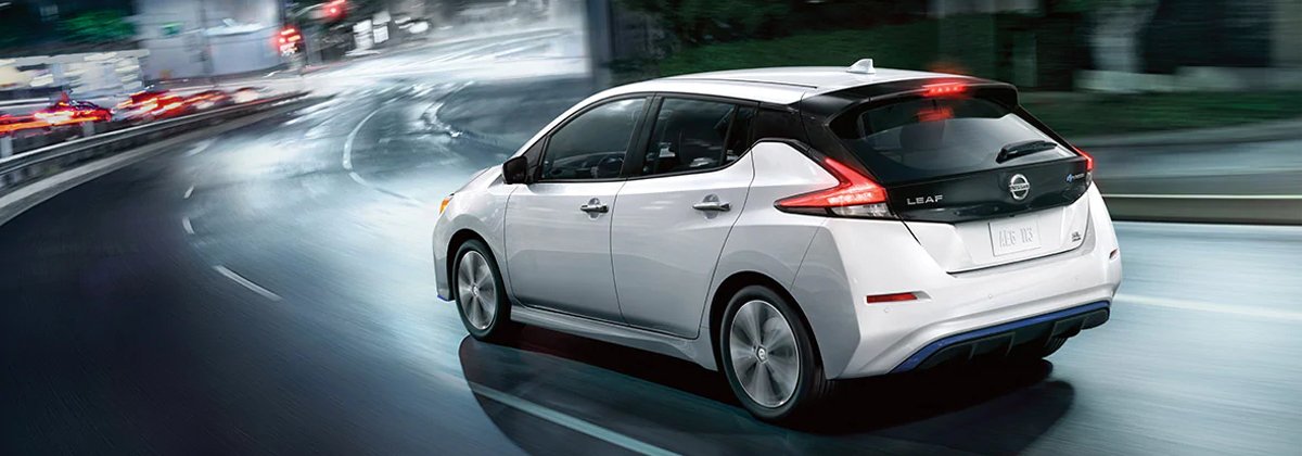 2020 Nissan LEAF Lease and Specials near Orange CA