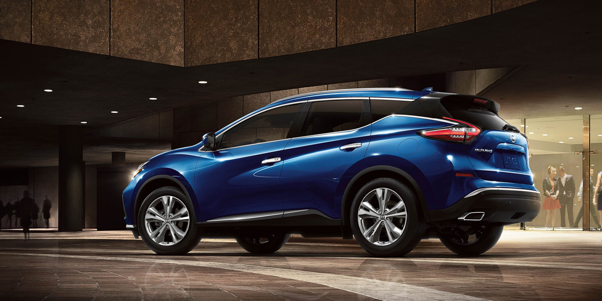 2020 Nissan Murano Trim Levels in Lakewood CO