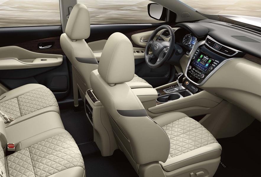 New Braunfels TX - 2020 Nissan Murano's Interior