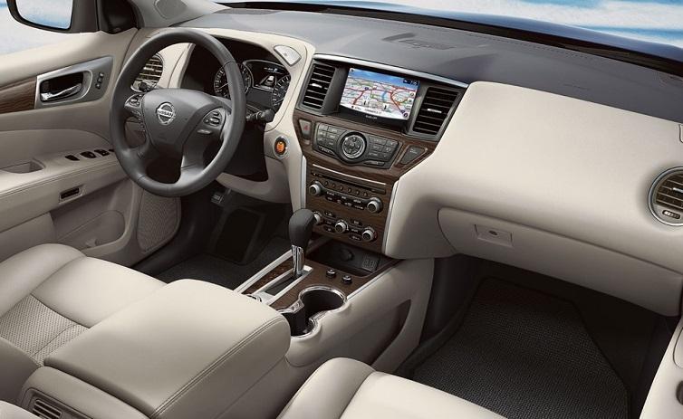 San Antonio Texas - 2020 Nissan Pathfinder's Interior