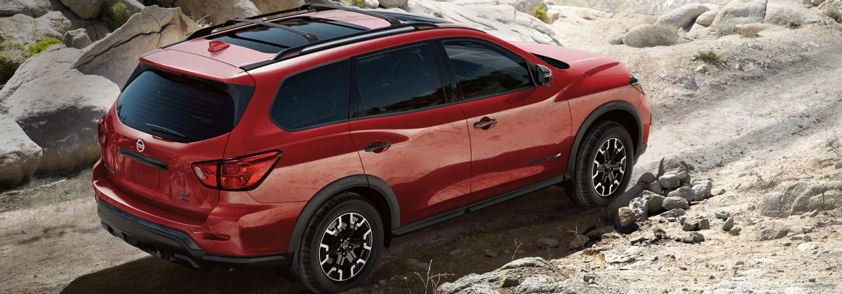 2020 Nissan Pathfinder Lease and Specials near Garden Grove CA