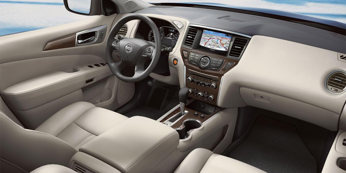 San Antonio TX - 2020 Nissan Pathfinder's Interior