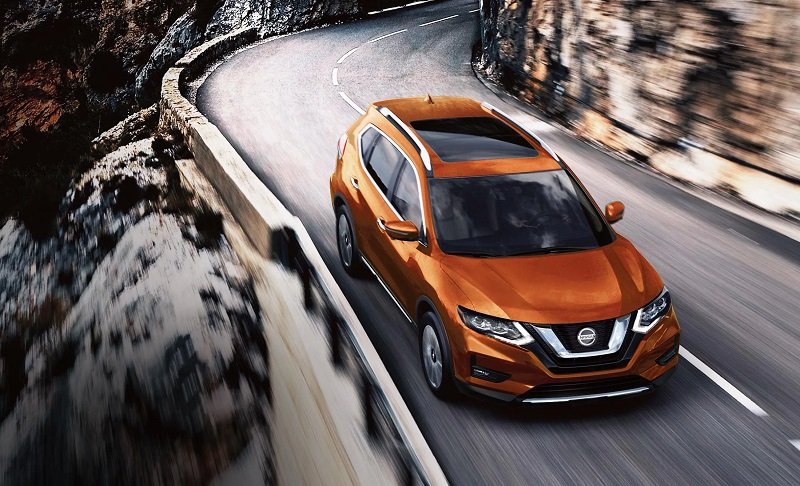 Los Angeles CA - 2020 Nissan Rogue's Overview