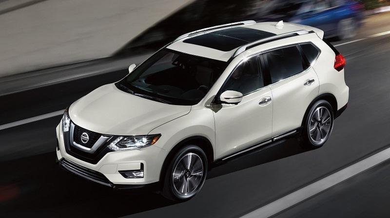San Antonio TX - 2020 Nissan Rogue's Overview
