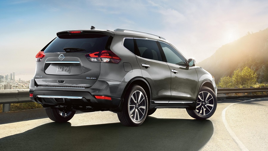 2020 Nissan Rogue in Lakewood CO covers all the most important features