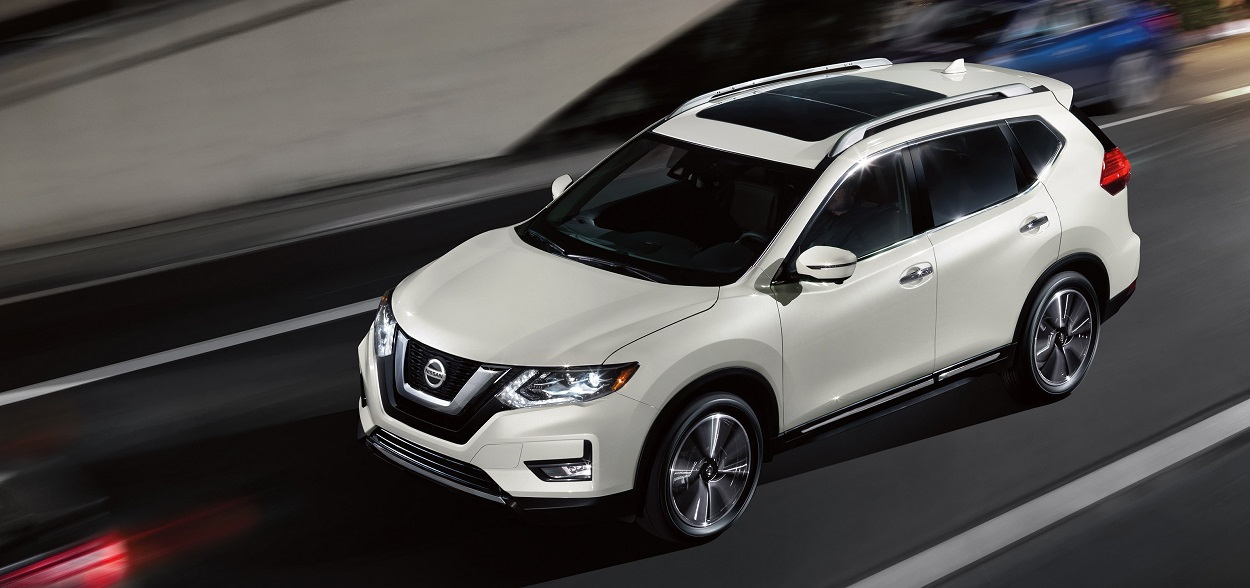 2020 Nissan Rogue Trim Levels Explained