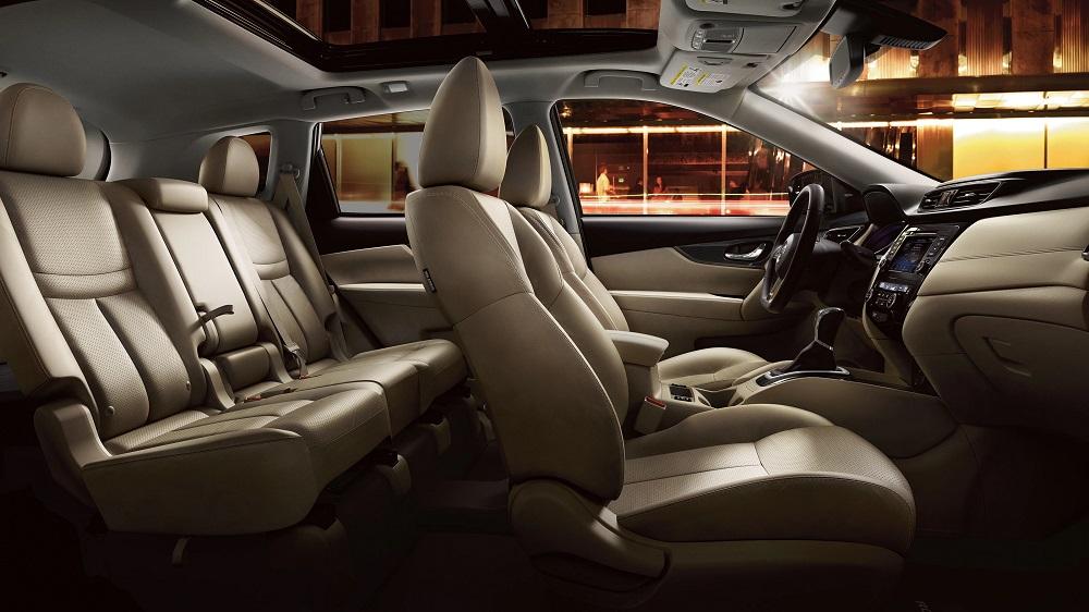 San Antonio TX - 2020 Nissan Rogue's Interior