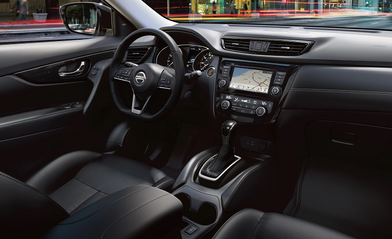 San Antonio Texas - 2020 Nissan Rogue's Interior