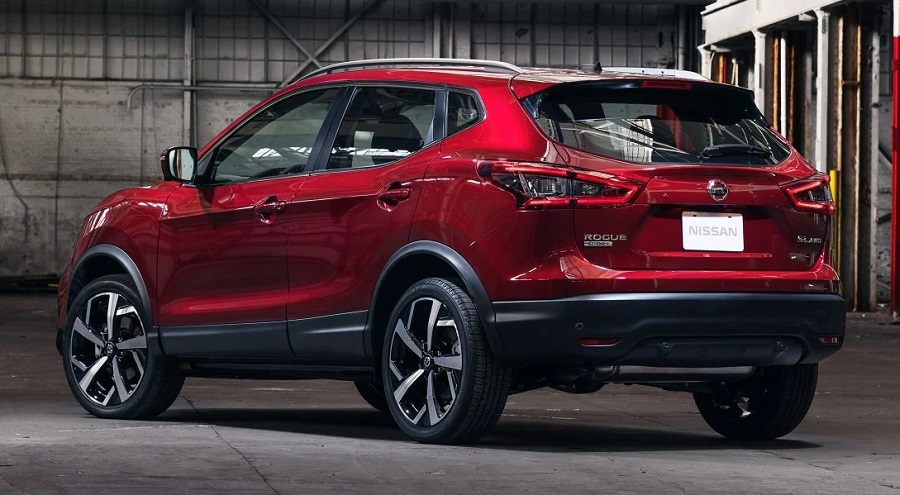 Tustin California - 2020 Nissan Rogue Sport's Mechanical
