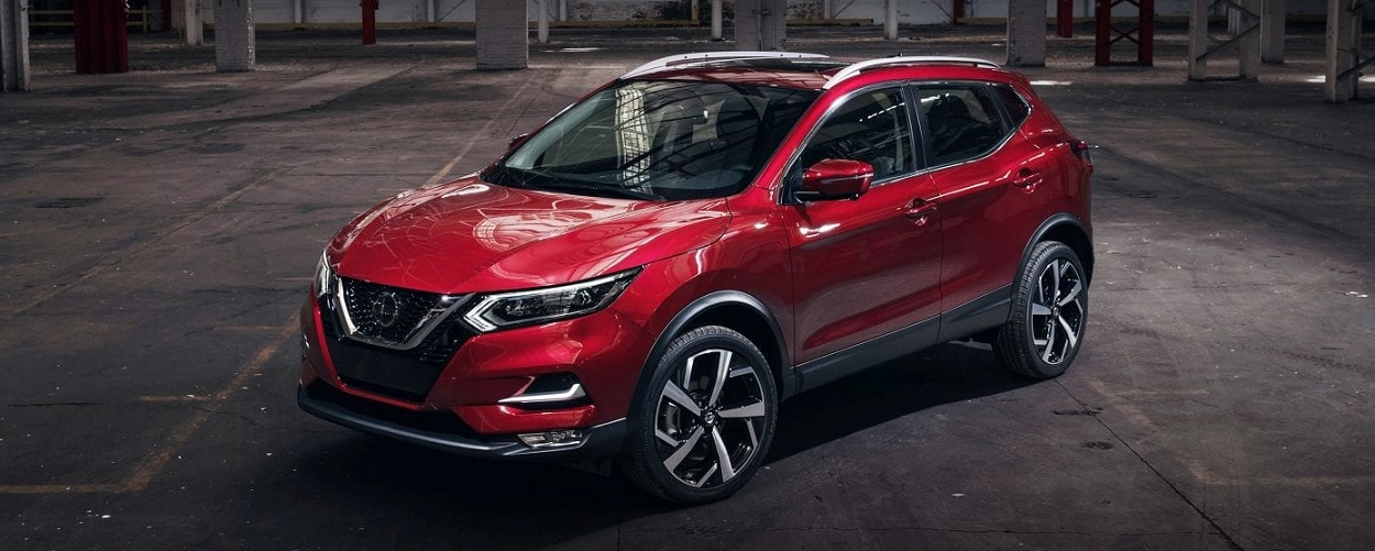 2020 Nissan Rogue Sport Lease and Specials near Garden Grove CA