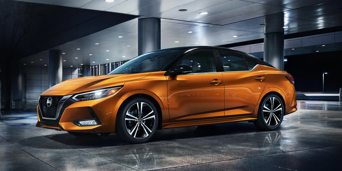 2020 Nissan Sentra lease specials near Orange CA