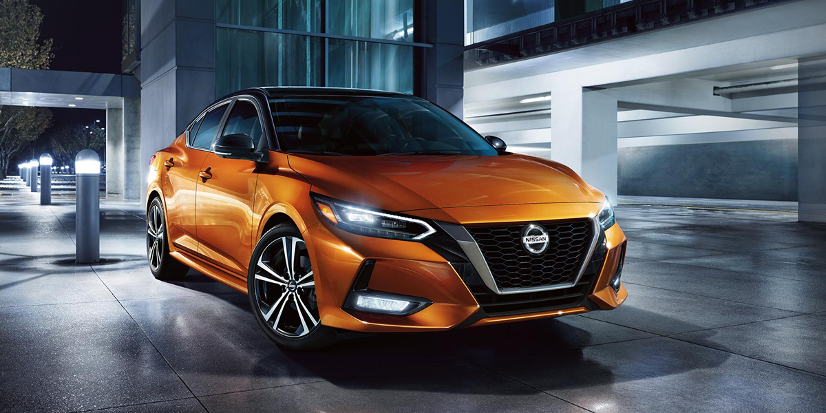 2020 Nissan Sentra has won numerous awards near Costa Mesa CA