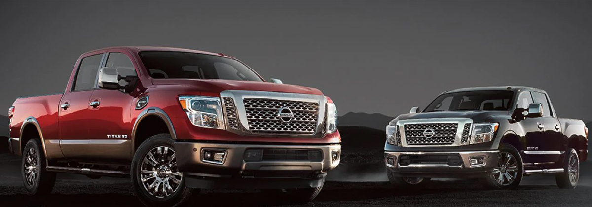 Why Buy 2020 Nissan Titan near Los Angeles CA