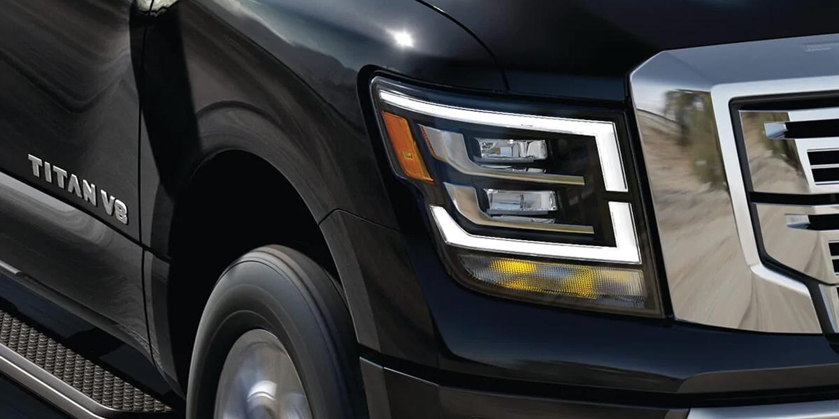 San Antonio TX - 2020 Nissan Titan XD's Exterior
