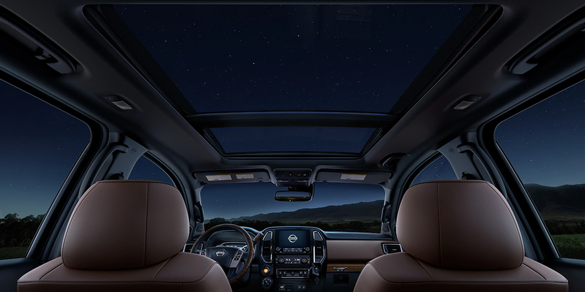 San Antonio TX - 2020 Nissan Titan XD's Interior