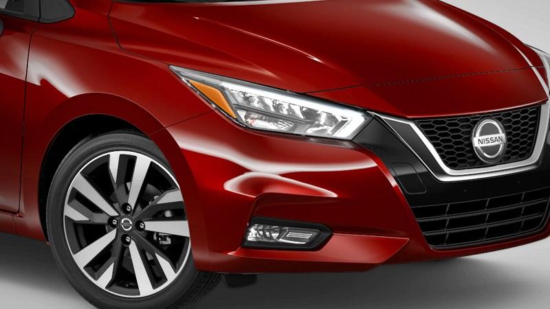 San Antonio Texas - 2020 Nissan Versa's Overview
