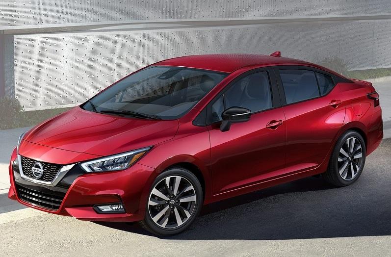 Nissan New Vehicle Dealership - 2020 Nissan Versa