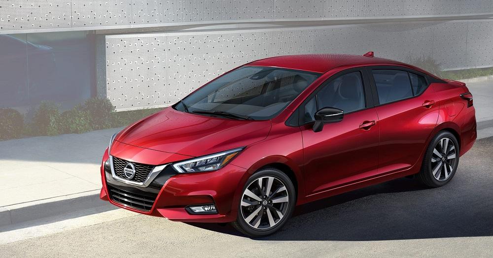 Nissan Dealership near Leon Valley TX - 2020 Nissan Versa