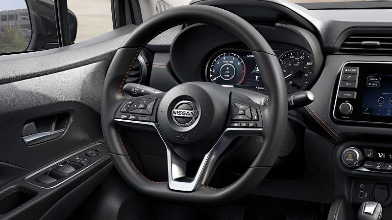 San Antonio Texas - 2020 Nissan Versa's Interior