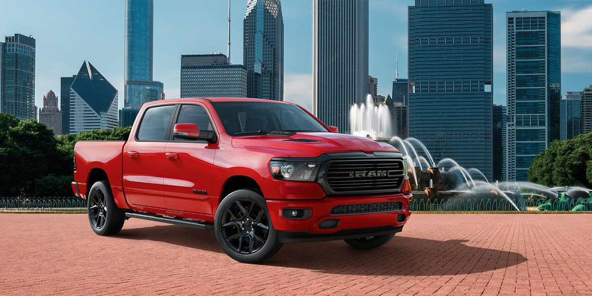Iowa Review - 2020 RAM 1500 Mechanical