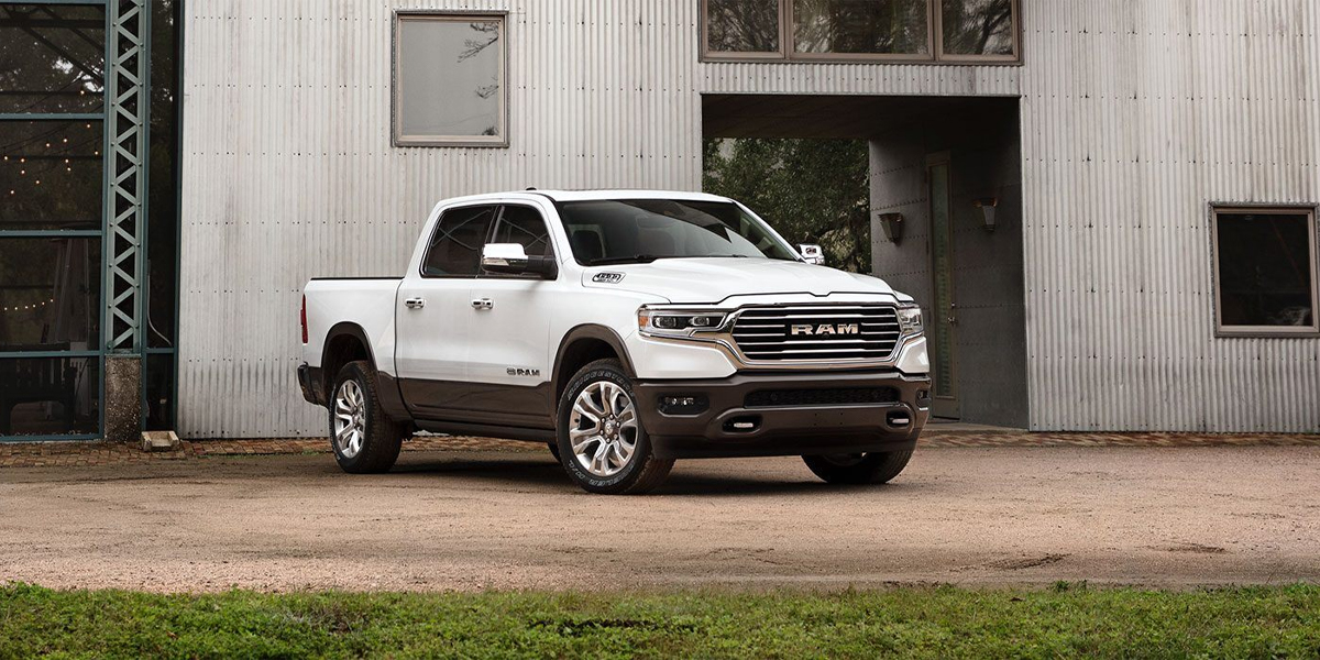 Iowa Review - 2020 RAM 1500 Overview