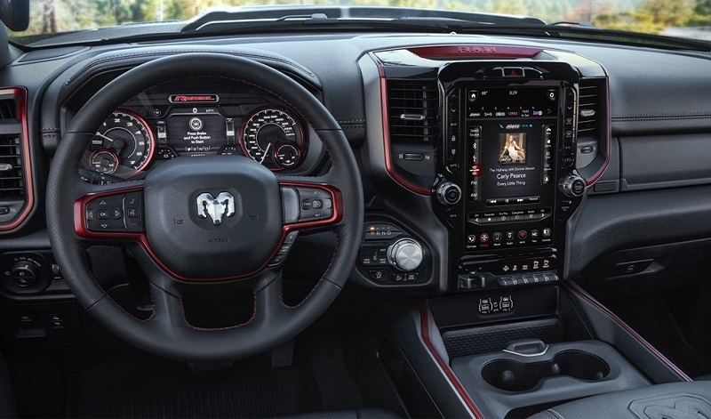 Albuquerque NM - 2020 RAM 1500's Interior