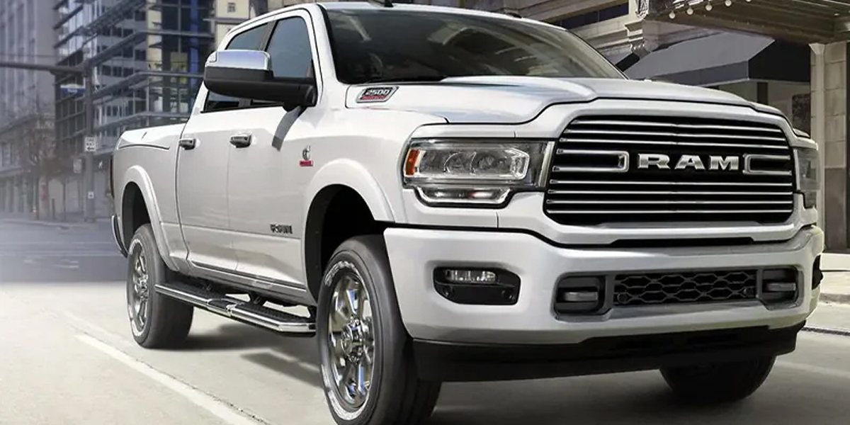 2020 Ram 2500 near Lubbock TX features practical dimensions
