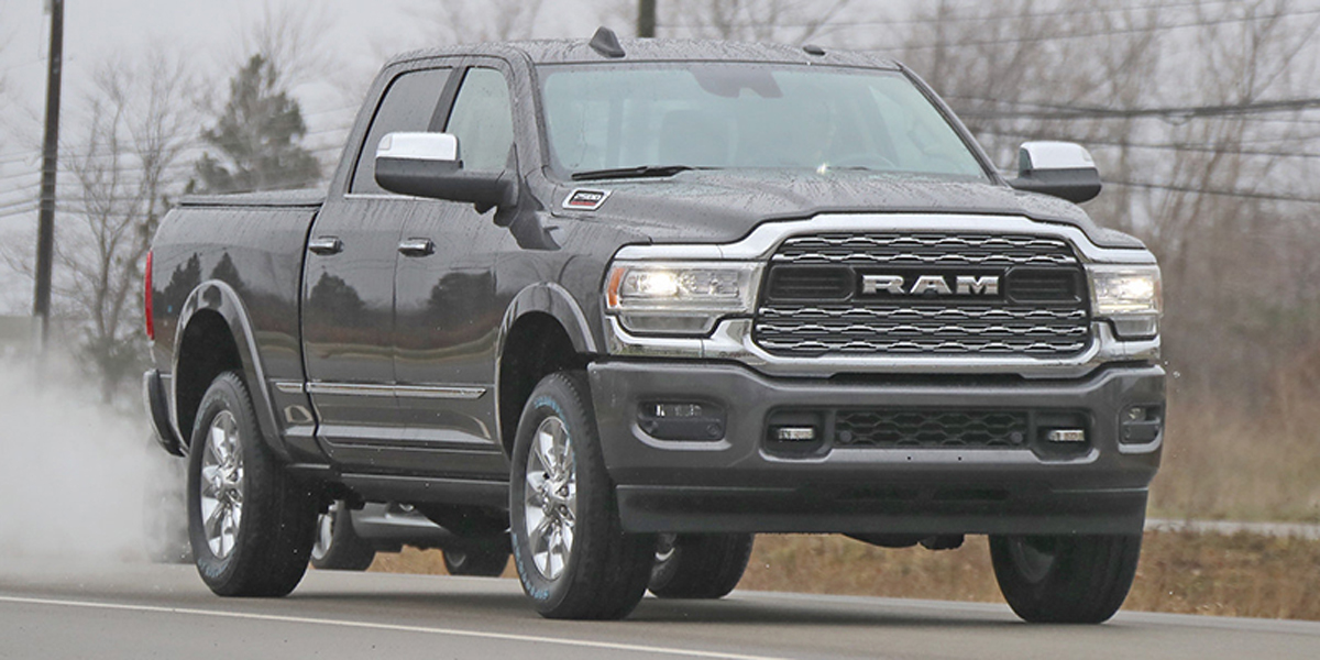 Fort Wayne IN - 2020 RAM 2500's Exterior