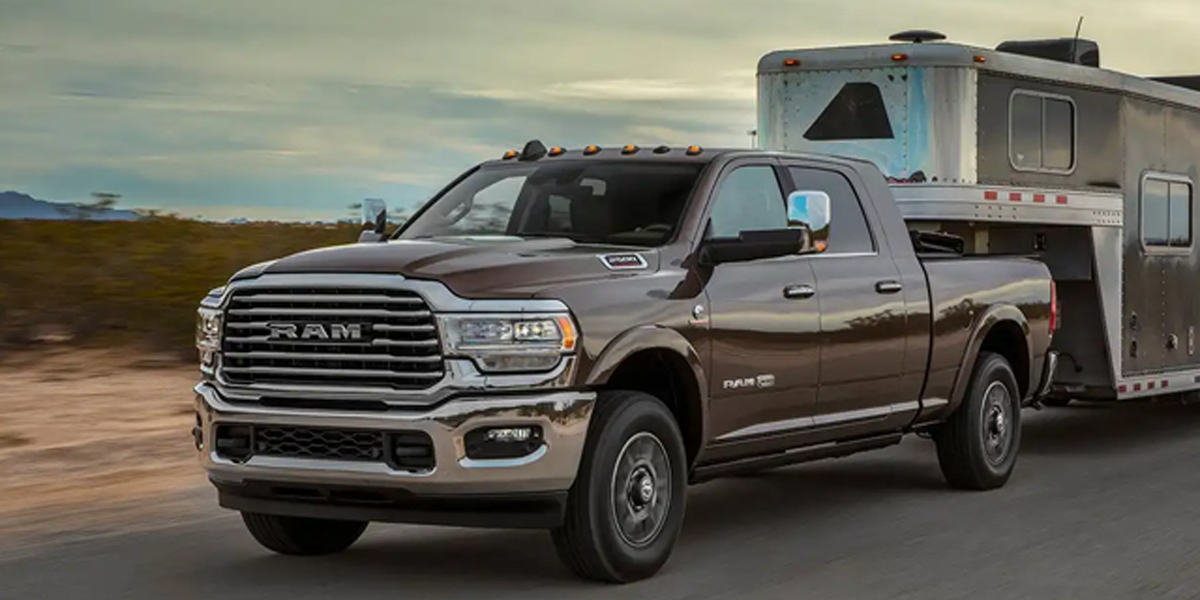 The 2020 Ram 2500 in Albuquerque boasts best-in-class capabilities