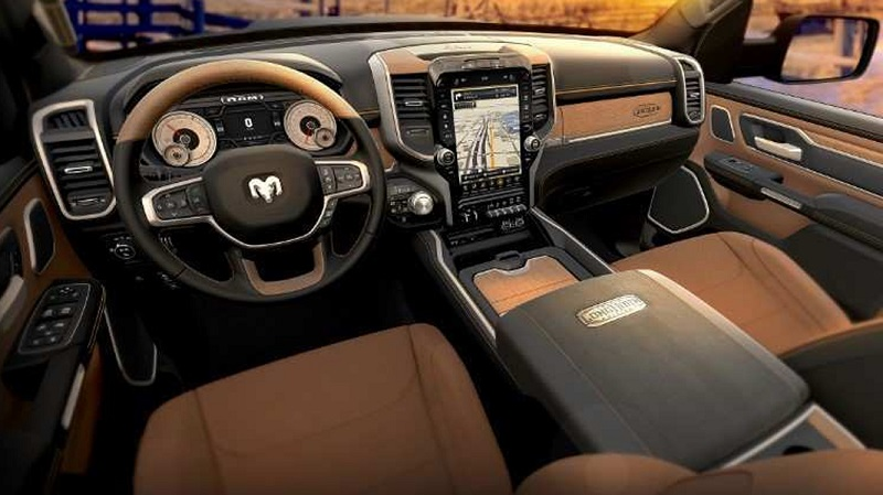 Fort Wayne IN - 2020 RAM 2500's Interior
