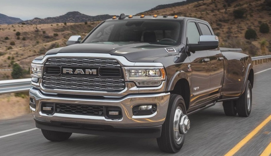 Quad Cities Ram dealer near me - 2020 Ram 3500