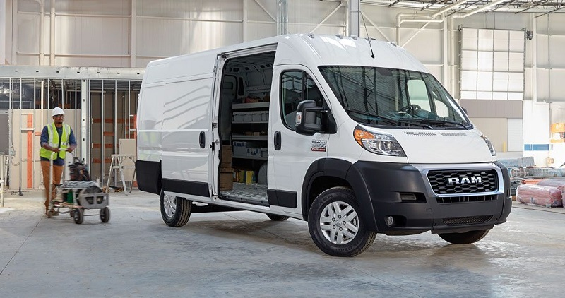 Amarillo TX - 2020 Ram Promaster City's Mechanical