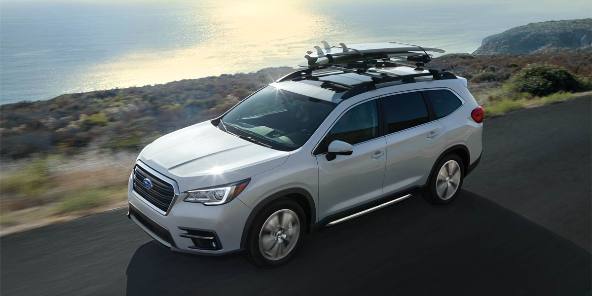 2020 Subaru Ascent in Boulder Colorado