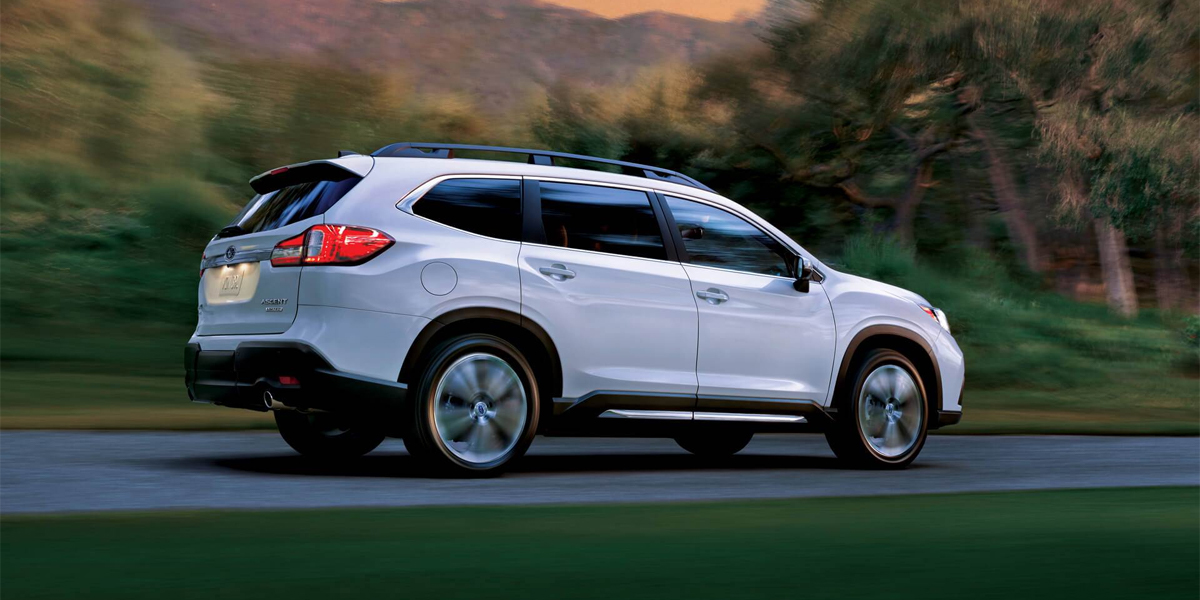 2020 Subaru Ascent lease and specials in Boulder Colorado