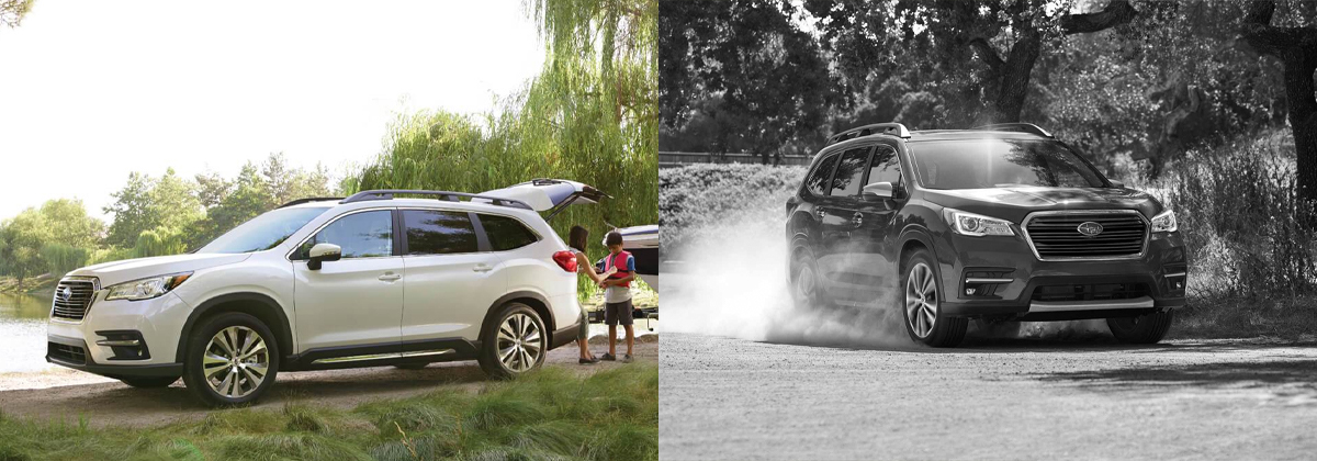 Whats New 2020 vs 2019 Subaru Ascent