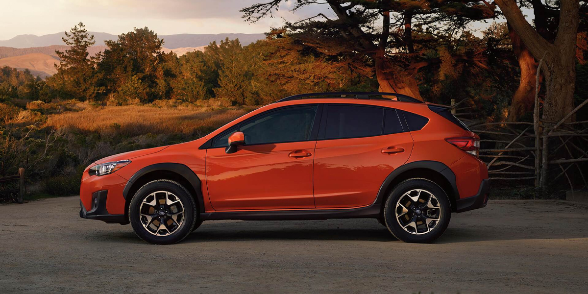 2020 Subaru Crosstrek Lease and Specials in Southfield MI