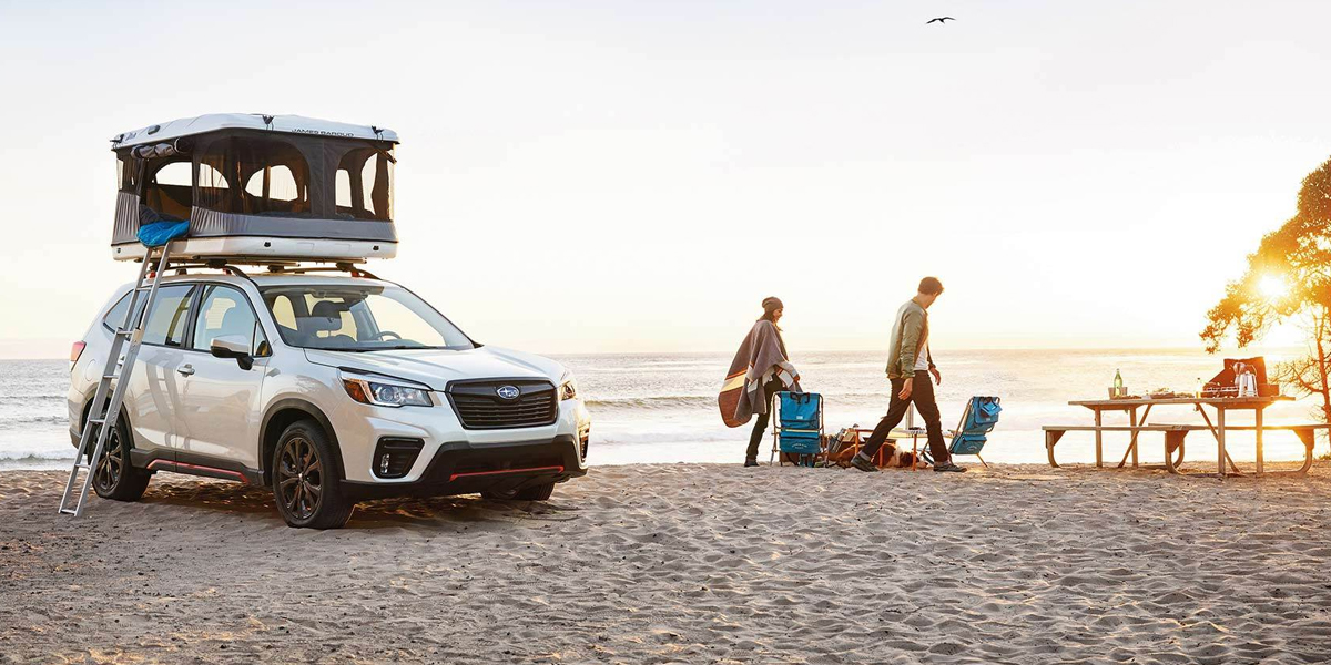Boulder CO - 2020 Subaru Forester's Overview
