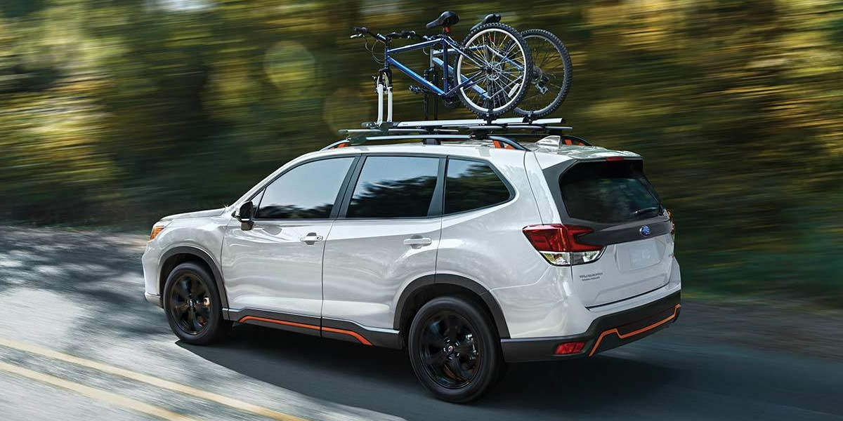 2020 Subaru Forester vs 2020 Honda CR-V near Detroit Michigan